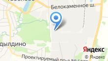 MANBLAN на карте