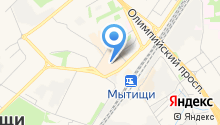 Stradivarius на карте
