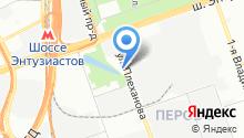 *тренд* на карте