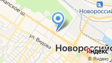 Rose-Novoross на карте
