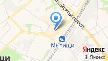 Makfly на карте