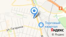 Rezina.net на карте