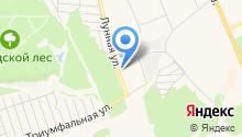 Любимое Домодедово на карте