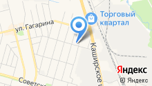 Домодедовский противотуберкулезный диспансер на карте