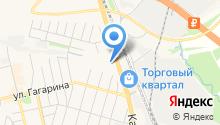 Домодедовский центр образования, МАУ на карте
