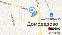 Детский сад №2, Василёк на карте