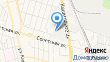 Домодедово-Жилсервис на карте