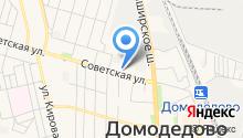 Домодедовский городской суд на карте