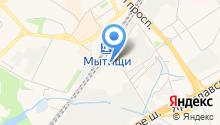 Бизнес Консалт на карте