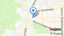 Администрация Южного внутригородского района на карте