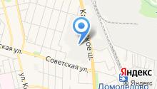 Kibermag на карте