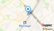 Bistro City на карте