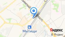 Архитектурная мастерская Артема Демчука на карте