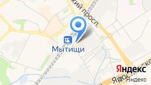 Адвокат Барсукова Э.Н. на карте