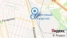 Банкомат, АКБ Авангард, ПАО на карте