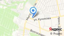 АКС-АВТО на карте