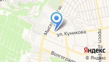 Мастер-Юг на карте