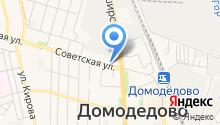 Кулинария на Советской на карте