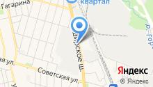 OEM Авто на карте