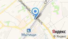 Верстак-Мастак на карте