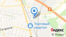Домодедовская районная станция по борьбе с болезнями животных на карте