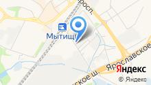Елва на карте