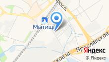 Адвокатский кабинет Титовой О.И. на карте