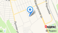 Домодедовский хлебозавод на карте
