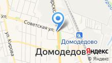 Мировой судья Домодедовского района на карте