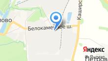 Хайджин кинетикс центр на карте