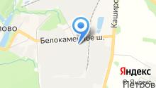 Алю-Проф на карте