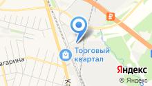 Ламис на карте