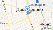 Мировые судьи Домодедовского района на карте