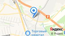Мираторг на карте