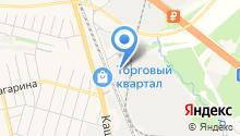 Кардан МАЗ на карте