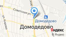 Домодедовская детская школа искусств на карте