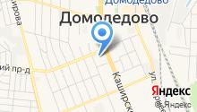 Домолан на карте