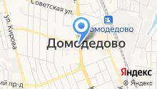 Домодедовский историко-художественный музей на карте