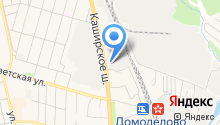 Нестле Вотеркулерс Сервис на карте