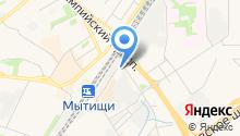 Адвокатский кабинет Налимова С.В. на карте