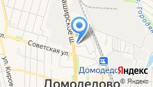 Пончик на карте