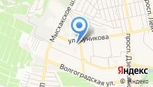 9-й район на карте