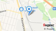 ЕвроДисплей на карте