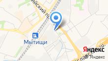 ГИПРОИВ на карте