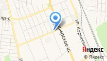 Мир сантехники на карте