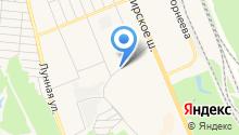 Домодедовская детская хоровая школа на карте