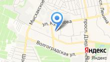 Адвокатский кабинет Ляшенко В.А. на карте