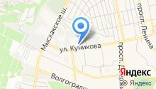Агентство противопожарного сервиса на карте