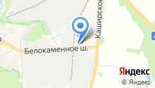 ХАРСТОН на карте