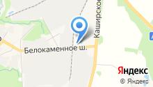 МЕДВЕДЬ-СБ на карте